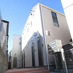 ルヴァン阿佐ヶ谷[203号室]の外観