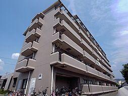 パークメゾン三箇弐番館[1階]の外観