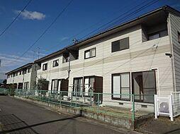 ヤマキハイツB[7号室]の外観