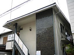 京都府京都市北区小山堀池町の賃貸アパートの外観