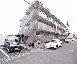 京都府京田辺市田辺辻の賃貸マンションの外観