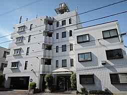埼玉県川口市上青木2丁目の賃貸マンションの外観
