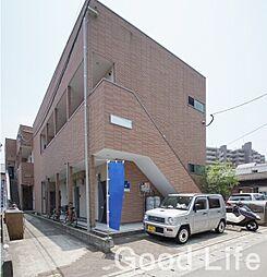 福岡県福岡市西区生の松原1丁目の賃貸アパートの外観
