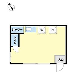 京成大久保駅 3.9万円
