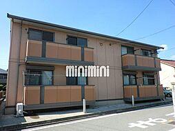 愛知県名古屋市中川区江松5丁目の賃貸アパートの外観