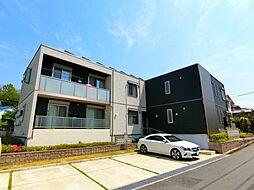 大阪府大阪狭山市西山台1丁目の賃貸アパートの外観