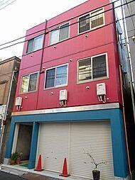 東京都台東区浅草5の賃貸マンションの外観