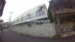 大阪府東大阪市小若江3丁目の賃貸マンションの外観