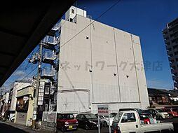滋賀県大津市長等2丁目の賃貸マンションの外観