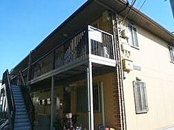 神奈川県茅ヶ崎市香川7丁目の賃貸アパートの外観
