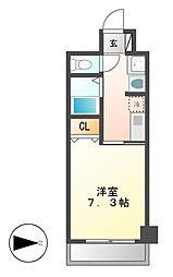 GP栄本町通り[8階]の間取り