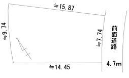 阪和線 熊取駅 徒歩20分