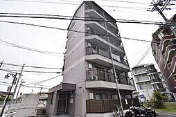 家電付ソレイユヤマダ[6階]の外観