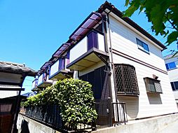 [テラスハウス] 千葉県松戸市稔台8丁目 の賃貸【/】の外観