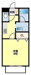 猿投駅 3.7万円