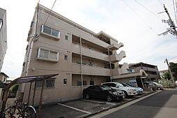 愛知県名古屋市中川区牛立町2の賃貸マンションの外観