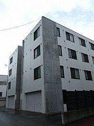 アクアガーデン麻生[3階]の外観