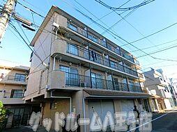 粟沢マンション[2階]の外観