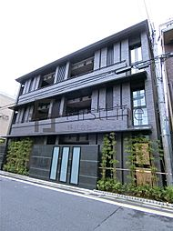 京都府京都市左京区聖護院東町の賃貸マンションの外観