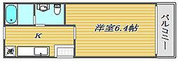 I-SQUARE[1階]の間取り