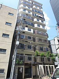 大阪府大阪市中央区松屋町の賃貸マンションの外観