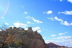 文化財犬山城まで1307m