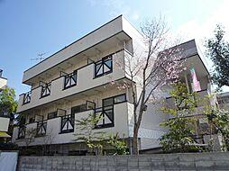 ハッピーヴィレッジ[1階]の外観