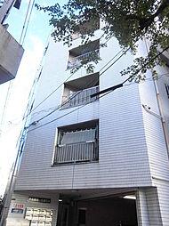 千鳥橋第一佐藤ビル[201号室]の外観