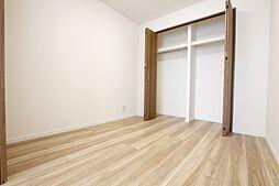 4.1帖の洋室はリビングと繋げても、広々使えます