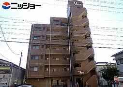 パレス ラグジェ[3階]の外観