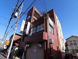 龍亀マンション[3階]の外観