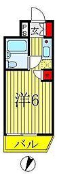 ウィンベルソロ八柱第5[4階]の間取り