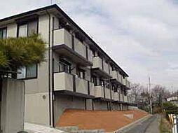 ロイヤルビュー太田 C[1階]の外観