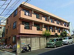 岡田コーポ[102号室]の外観