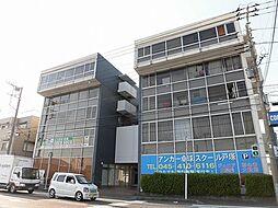 尾崎台ビル[402号室]の外観