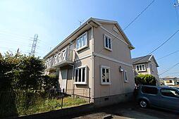 神奈川県横浜市都筑区荏田南5丁目の賃貸アパートの外観