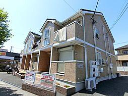 埼玉県八潮市大字伊草の賃貸アパートの外観