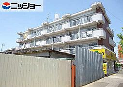 愛知県名古屋市昭和区川原通4丁目の賃貸マンションの外観