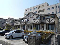 [テラスハウス] 神奈川県横浜市緑区十日市場町 の賃貸【神奈川県 / 横浜市緑区】の外観