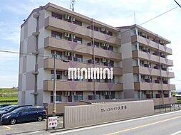 カレッジハイツ六反田[1階]の外観