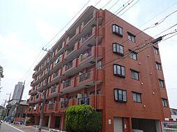 東京都板橋区舟渡2の賃貸マンションの外観