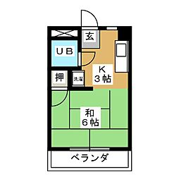 大森・金城学院前駅 2.8万円