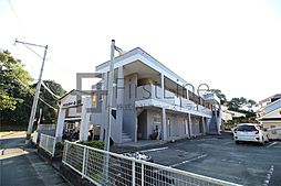アイランドベール観世[2階]の外観