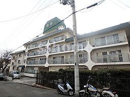 兵庫県神戸市灘区上野通1丁目の賃貸マンションの外観