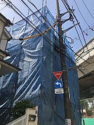 板橋区泉町コーポ[202号室]の外観