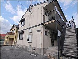 兵庫県神戸市垂水区舞子坂1丁目の賃貸アパートの外観