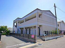 京都府木津川市木津清水の賃貸マンションの外観