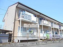 レジデンス金蔵 B棟[1階]の外観