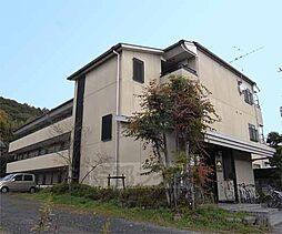 京都府京都市左京区岩倉木野町の賃貸マンションの外観