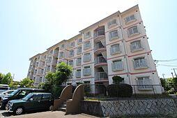 シティハイツ竹の台[1階]の外観